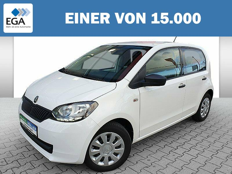 SKODA Citigo 1.0 Active Klima