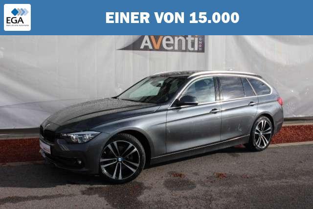 BMW 3203er - 320 d Sport Line Shadow *LED*Navi*Kamera*