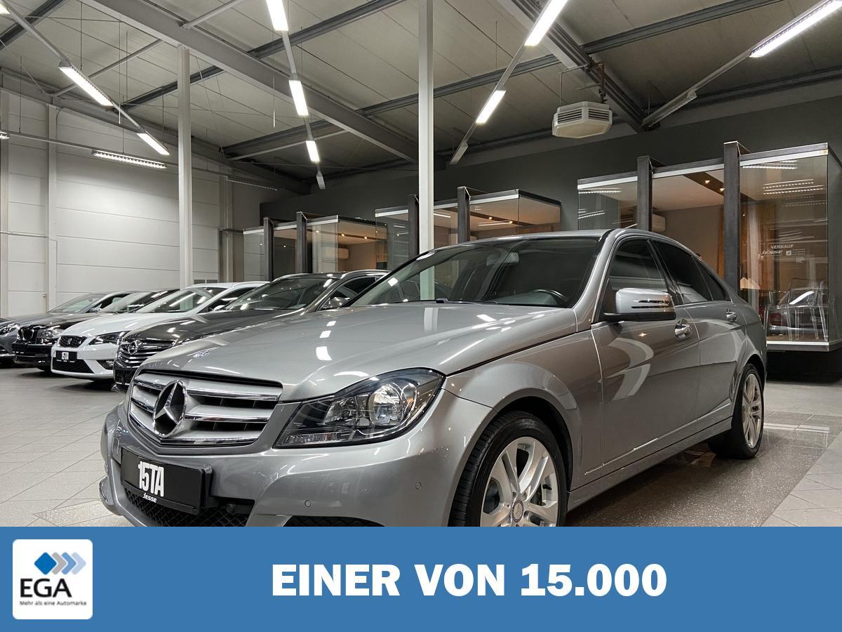 Mercedes-Benz C 180  CGI Avantgarde EU6 Navi PTS Teil-Leder