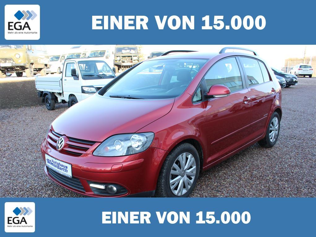 Volkswagen Golf Plus * Klimaautomatik * SHZ * PDC *