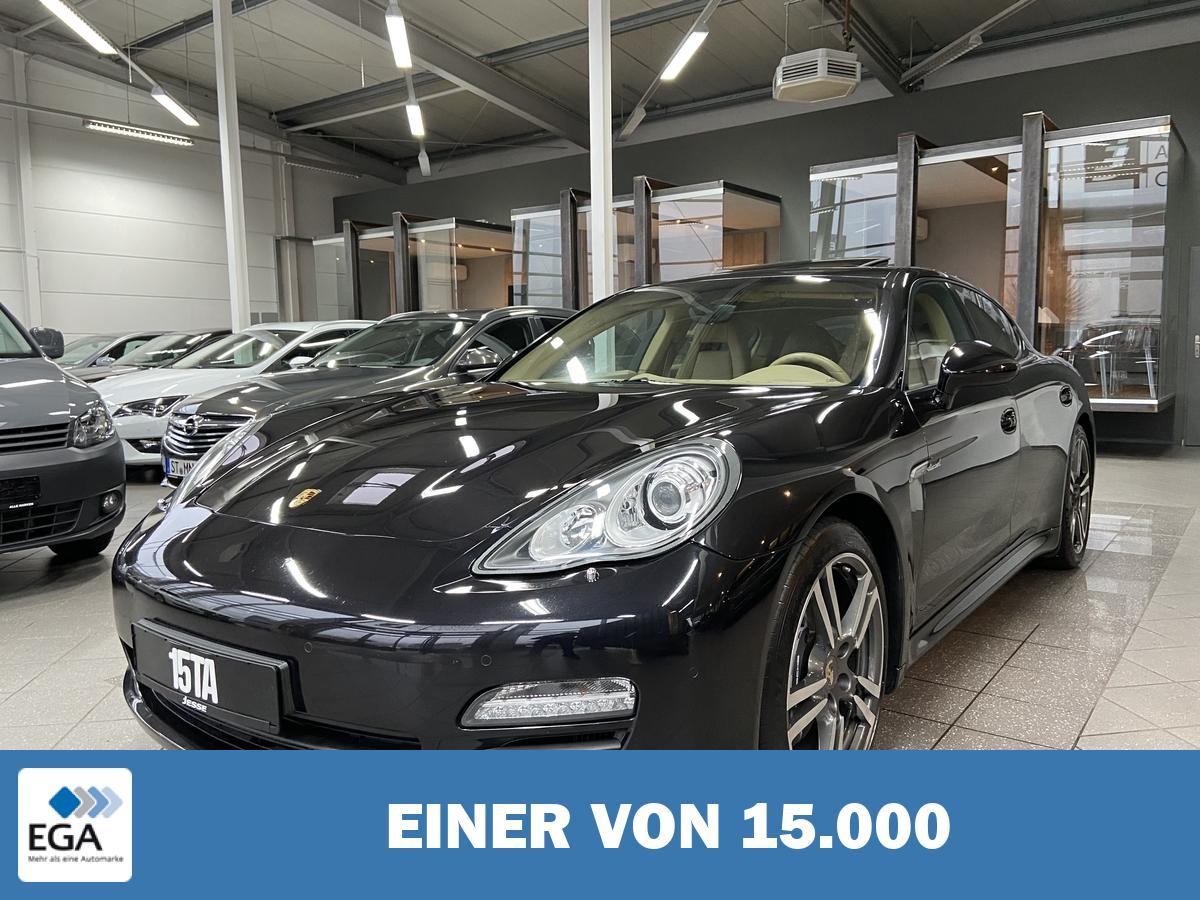 Porsche Panamera 3.0 Diesel Sport-Chrono Bi-Xenon GSD R*Cam