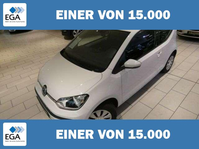Volkswagen up! BlueMotion Move up! KLIMA/ZV/EL.FH/FACELIFT