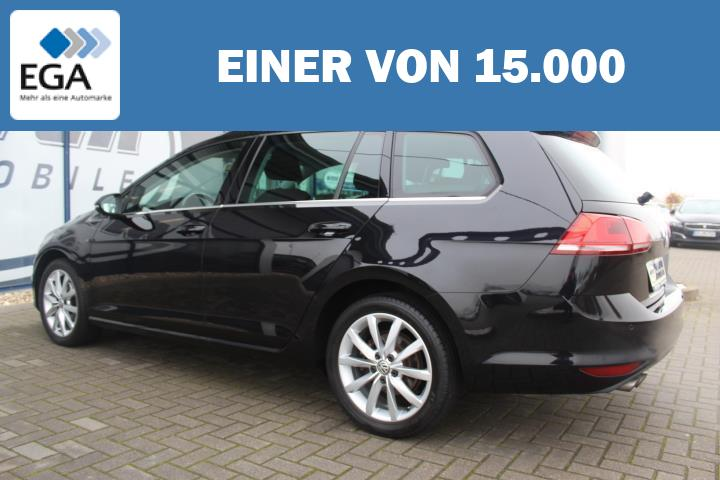 VW Golf VII Variant 2.0 TDI Highline Navi/Bi-Xenon/