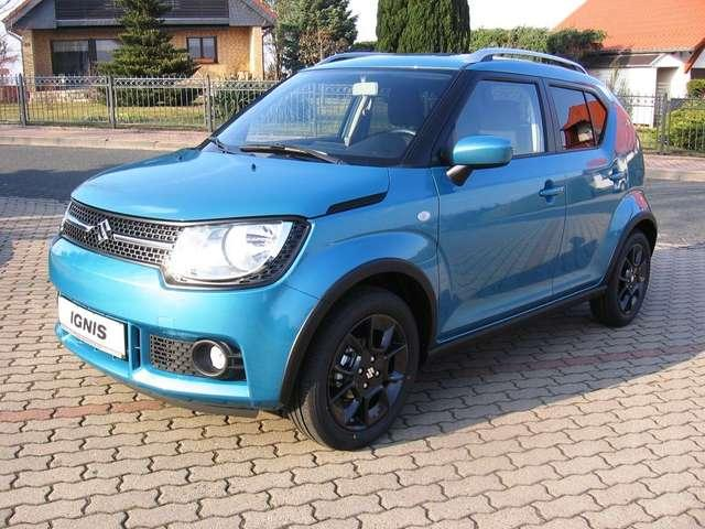 Suzuki Ignis Dualjet Allgrip Comfort Hybrid