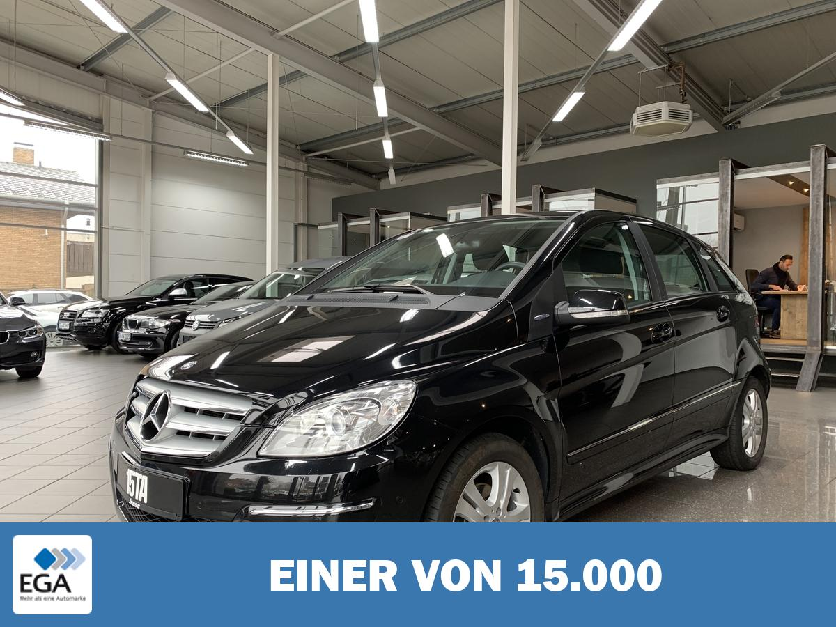Mercedes-Benz B 180 BlueEfficiency Start/Stop Klima SHZ