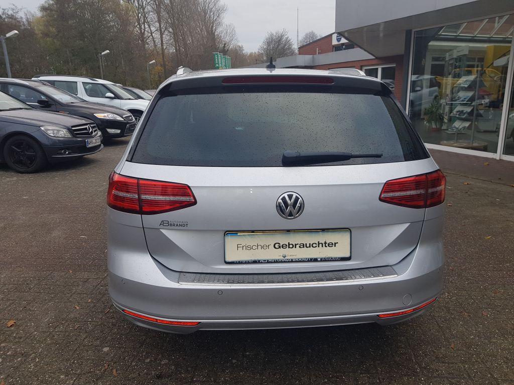 VW Passat Variant 2.0 TDI (BlueMotion Technology) Comfortline