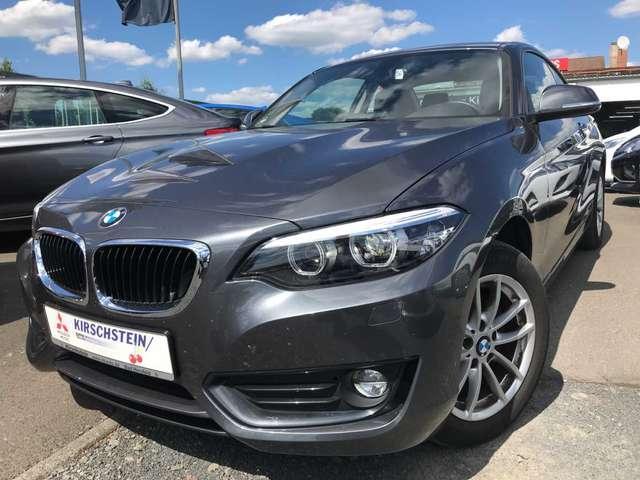 BMW 218Leder Navi LED PDC Klimaaut. 1.Hand