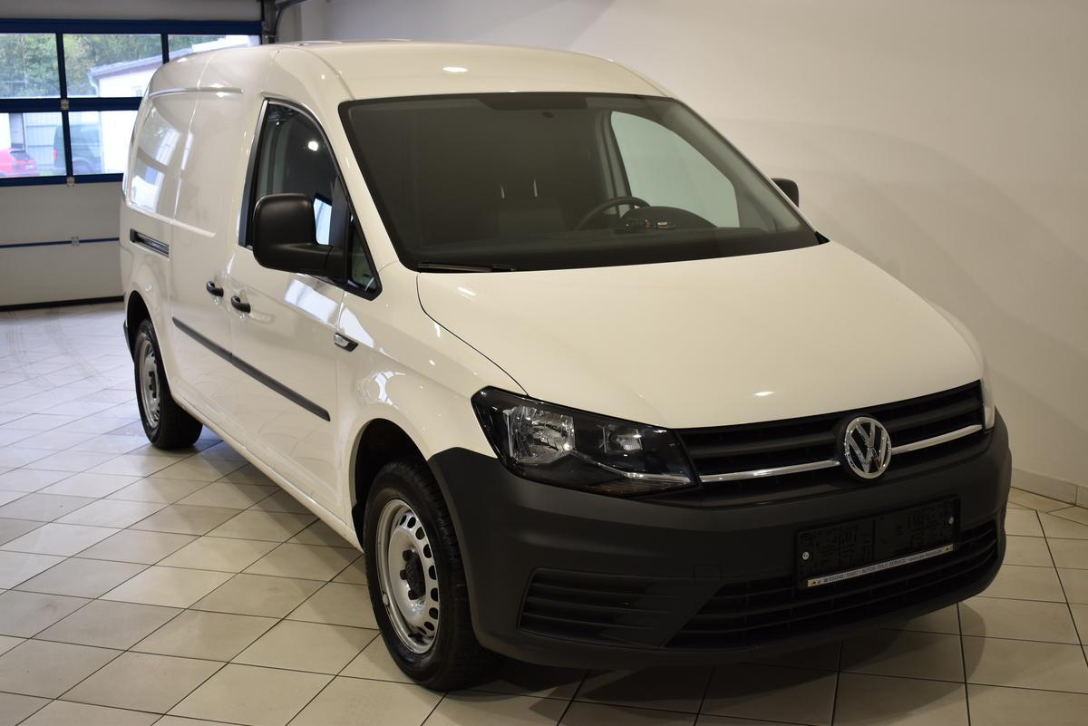 Volkswagen Caddy MAXI 2.0TDI KASTEN KLIMA PDC 4 Jahre Garantie