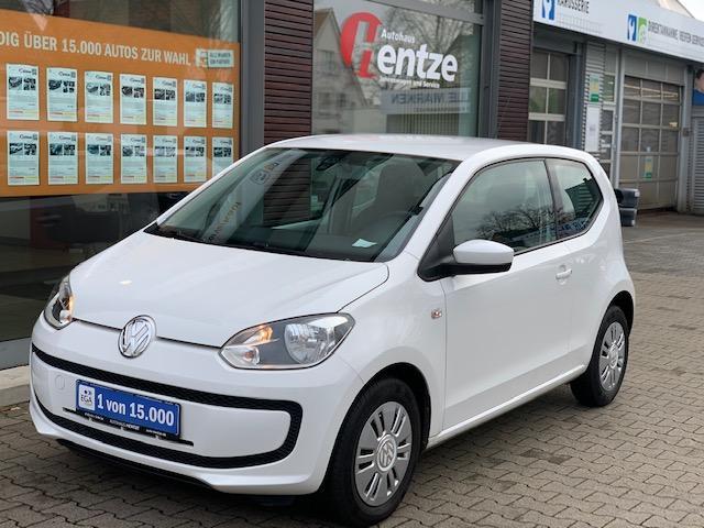 Volkswagen up! move up!