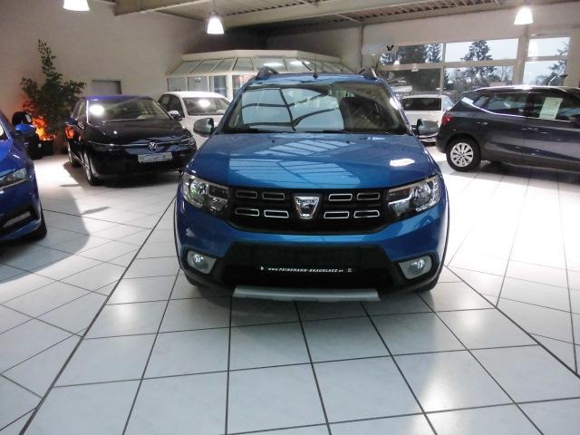 Dacia Sandero II 1.0 TCe 100 Stepway Prestige, Rückfahrkamera