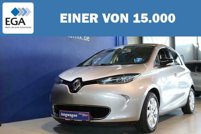 RENAULT Zoe Intens 23,3KW+Akkumiete ELEKTRO+AUTOM.+NAVI