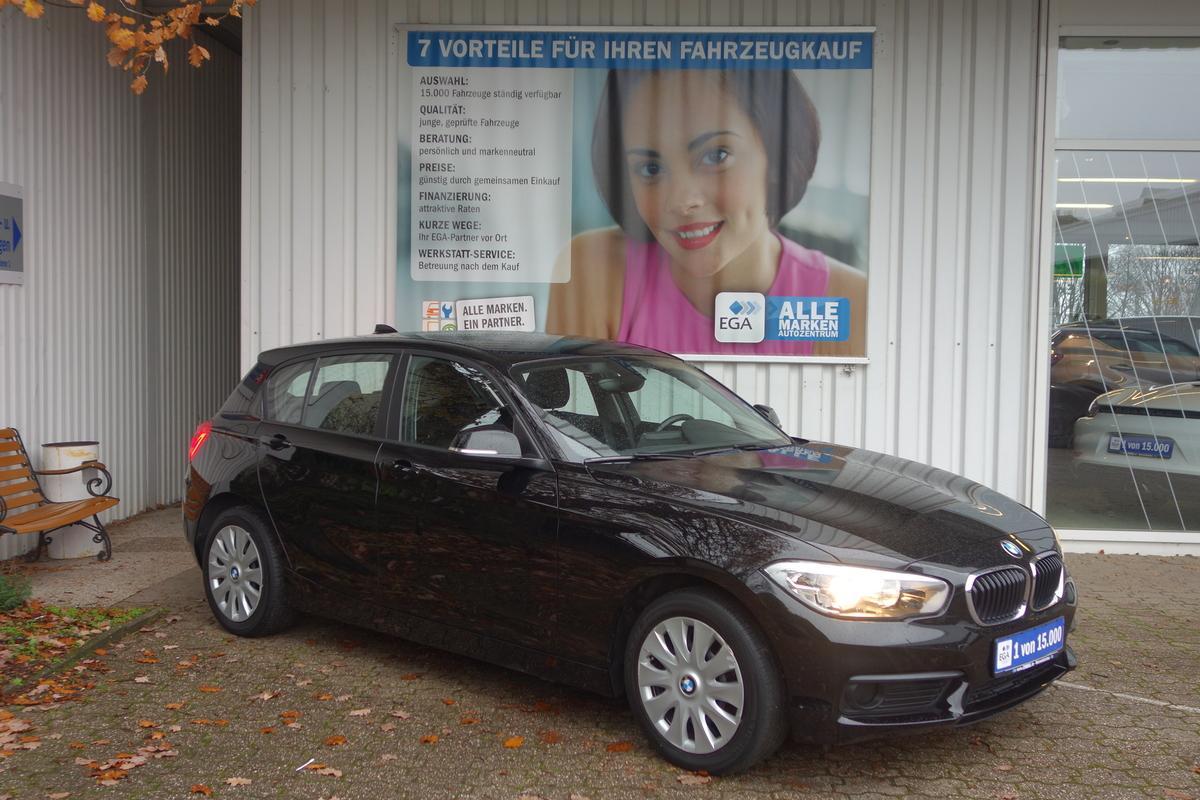 BMW 116i 1H KLIMAAUTOMATIK*BLUETOOTH*RADIO PROFFESSIONAL