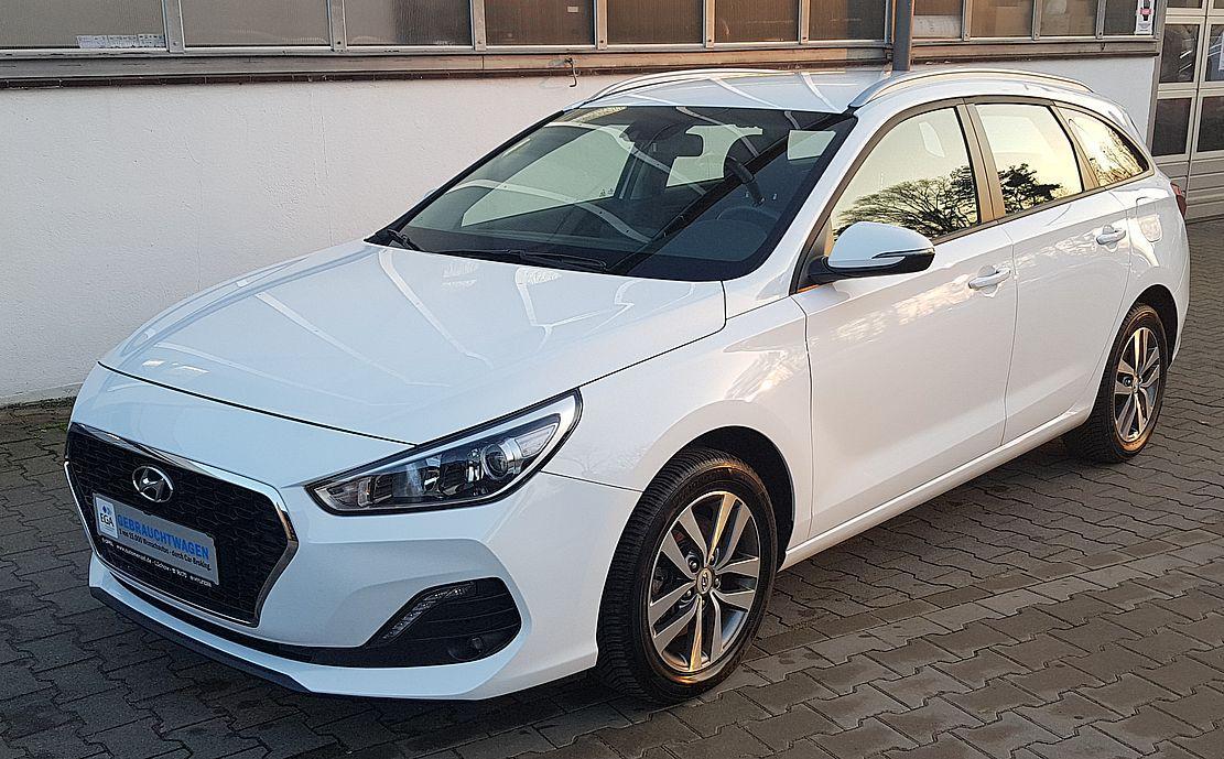 Hyundai i30 Kombi Trend 1.4 i Klima*Alu*Sitz&Lenkhzg