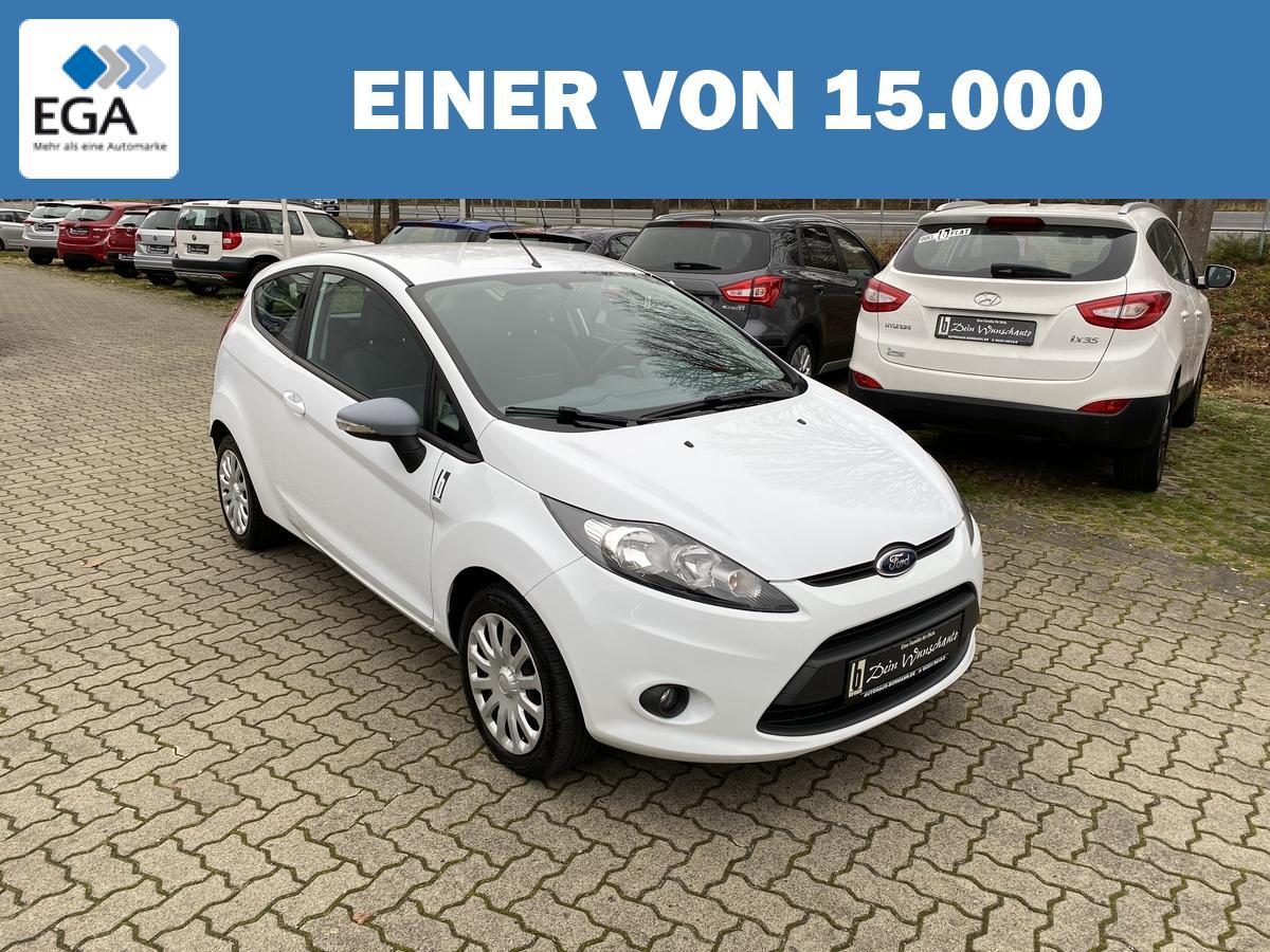 Ford Fiesta 1.25 Trend Klimaanlage+elek.FH+CD-Player+FB-ZV