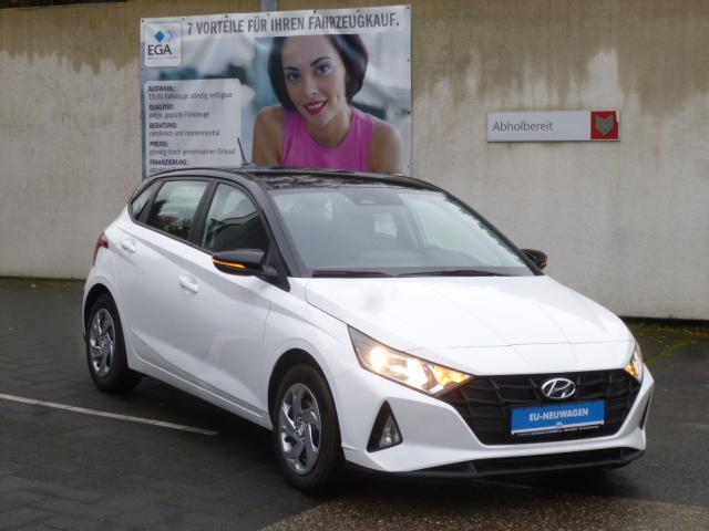 Hyundai i20 1.2 neues Modell - Klima - Sitzhzg - PDC - eCall