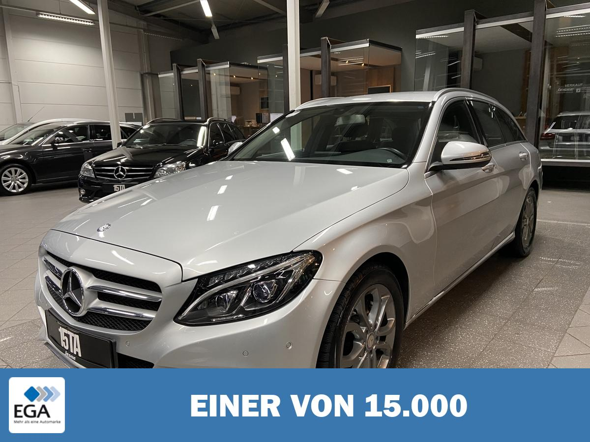 Mercedes-Benz C 200 T Avantgarde LED Navi SHZ PDC