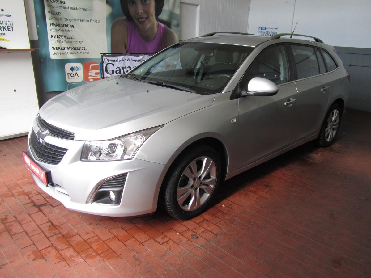 Chevrolet Cruze Kombi LTZ 1.4 T. +Navi