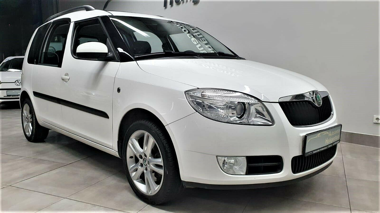 SKODA Roomster 1.6 Comfort Plus Edition Autom Pano PDC
