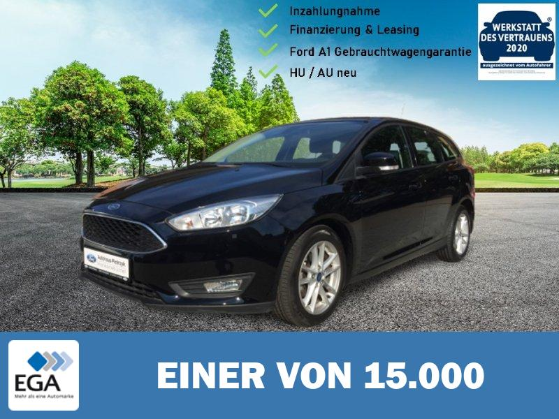 Ford Focus 1.0 EcoBoost EU6 Trend Start/Stopp