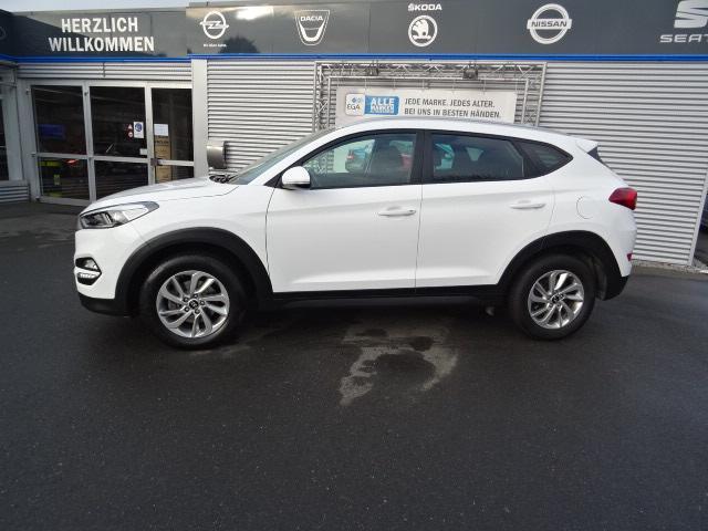 Hyundai Tucson 1.6 KLIMAAUTOMATIK*NAVI*BTH*SHZG*ALU*PDC