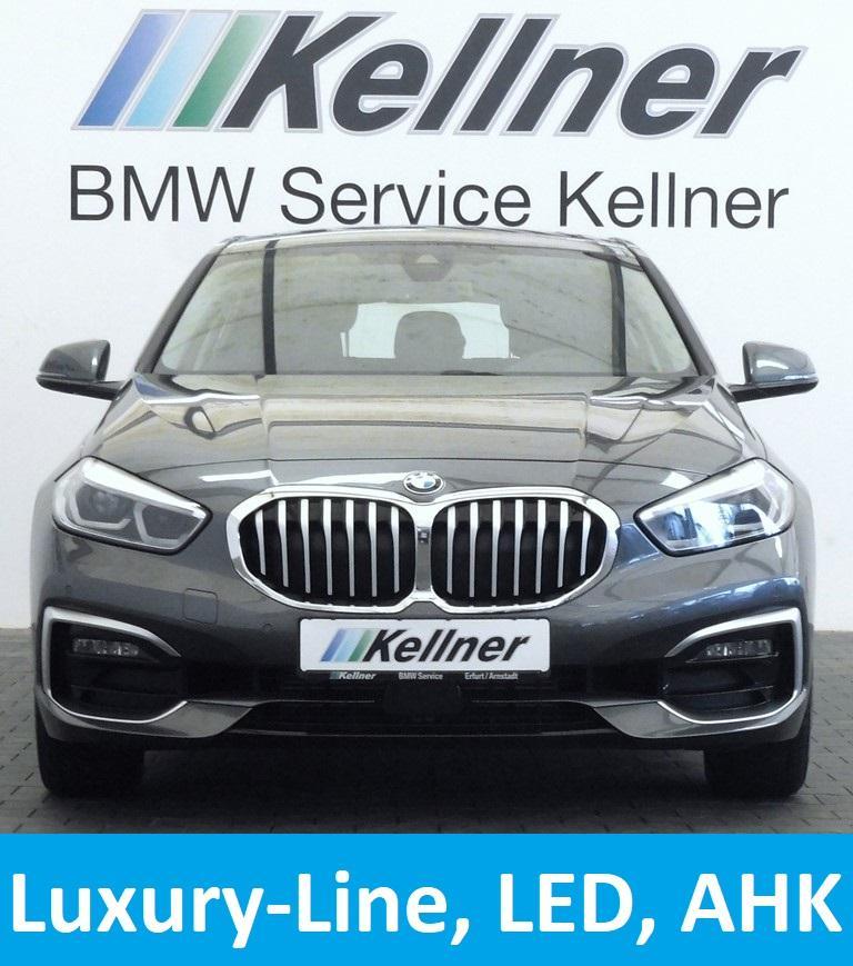 BMW 118 d F40 Luxury , Live Cockpit, Leder, EURO 6d Temp