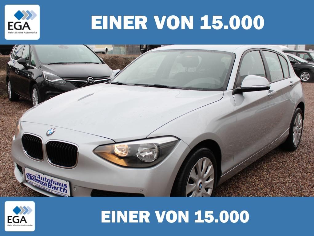 BMW 116* Navigation * Automatik * Klimaanlage * PDC *