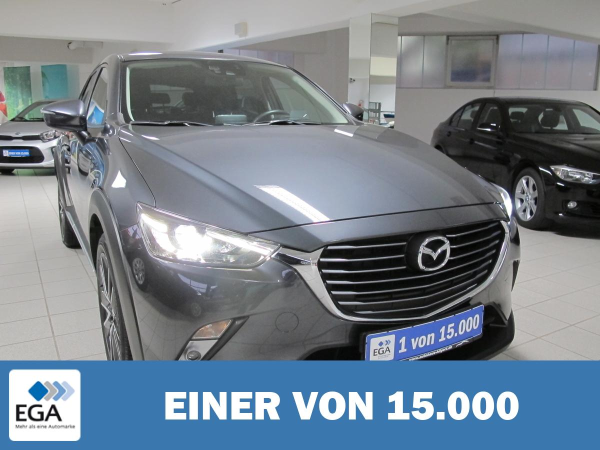 Mazda CX-3 1.5L Skyactiv-D,Head Up,Sitzh.,Leder,Kamera