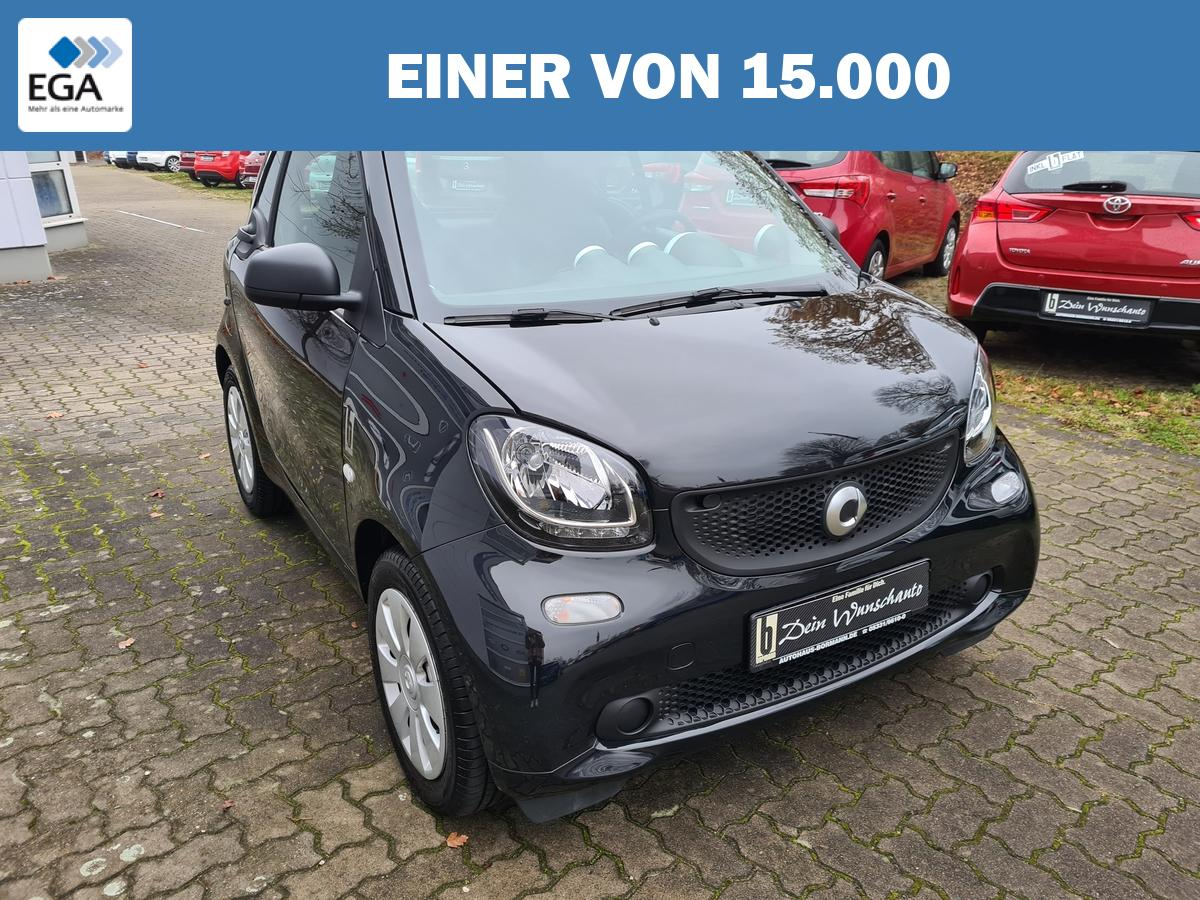 Smart ForTwo Coupe Klima+PDC+Panorama+Tempomat