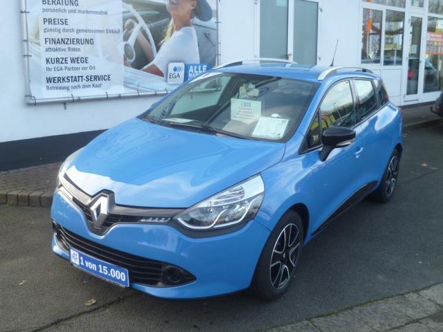Renault Clio IV Grandtour Dynamique *LM*NAVI*Klima*Tempomat