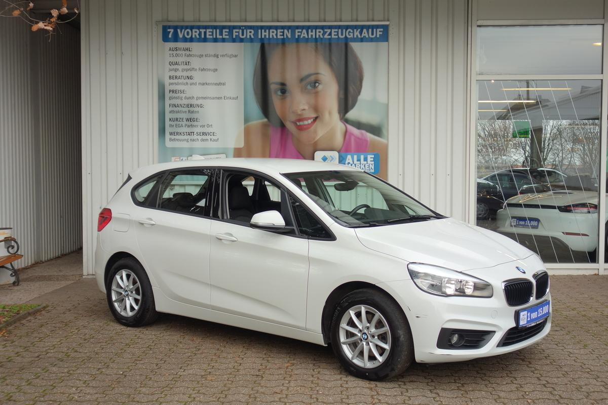 BMW 216 Active Tourer d Advantage *1.HD*PDC*ALU*SHZ*BLUETOOTH*