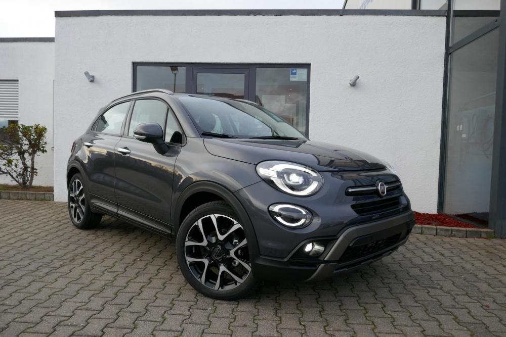 Fiat 500X CROSS Multijet LED Paket/Keyless SOFORT!