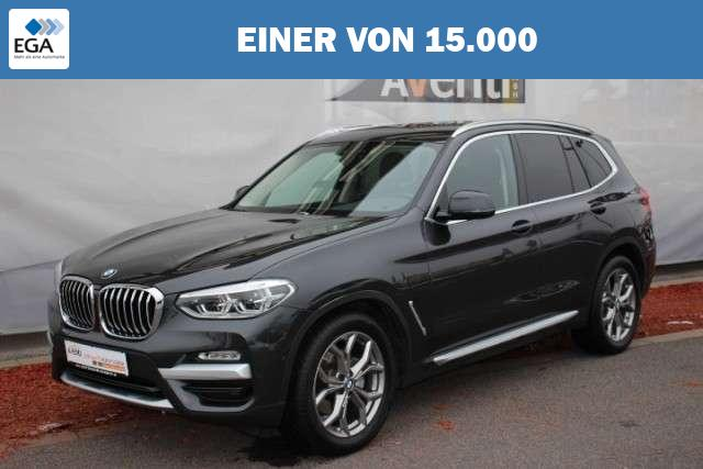 BMW X3xDrive20d xLine *Steptronic*Navi*LED*SHZ*DAB*