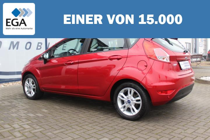 Ford Fiesta 1.0 EcoBoost Celebration SHZ/15-Zoll/SYNC