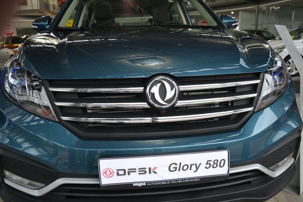 DFSK Glory 580:Leder+NAVI+Pano+CVT+7 Sitzer...
