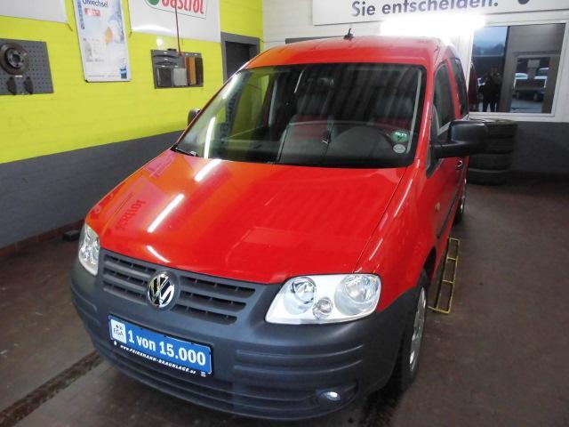 Volkswagen Caddy Behindertenumbau*DSG* Rollstuhlgerecht Rampe, DIN Norm