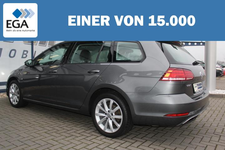 VW Golf VII Variant 1.4 TSI LED/App-Connect/SHZ/PDC