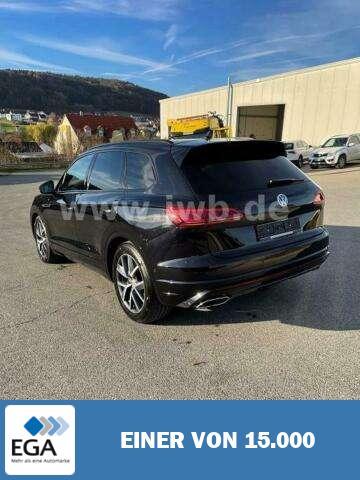 Volkswagen Touareg 3.0 Np100t R-Line Euro6dtemp Black Style