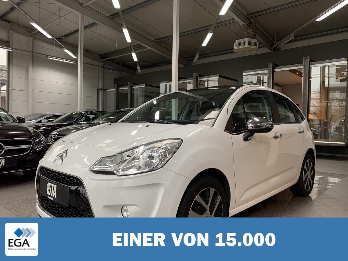Citroën C3 1.6 eHDI Selection PDC Tempomat