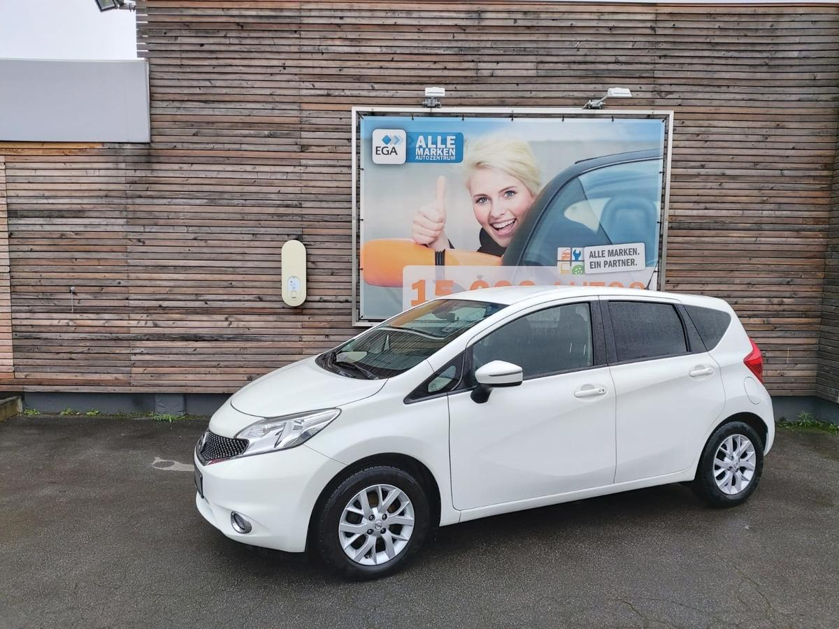Nissan Note Note 1,2  Acenta +