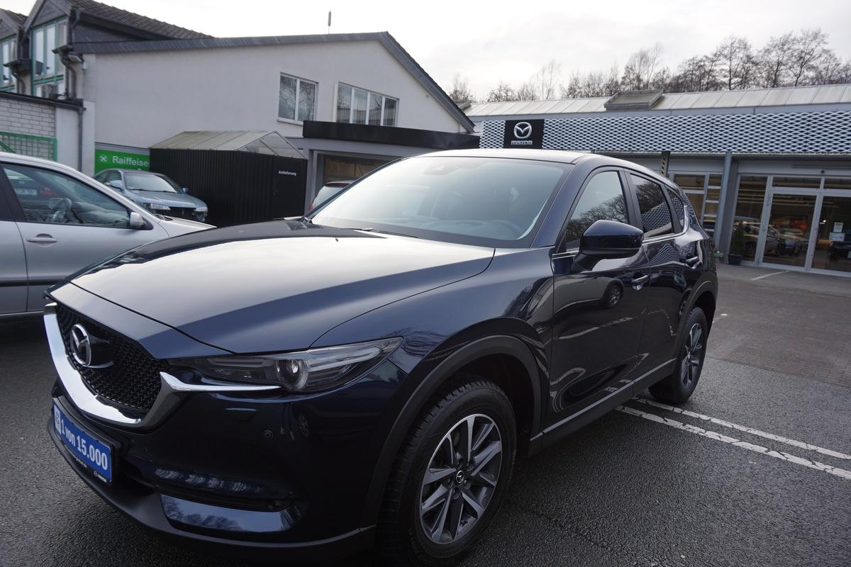 Mazda CX-5 Kangei, Navi, LED, 19 Zoll, Head Up, 360 Grad