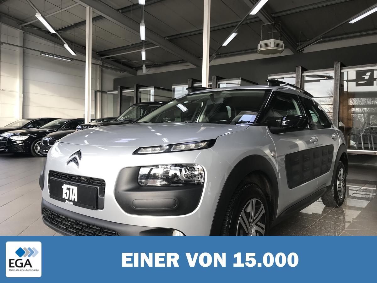 Citroën C4 Cactus 1.2 PureTech 110 Selection Klima R.Kamera