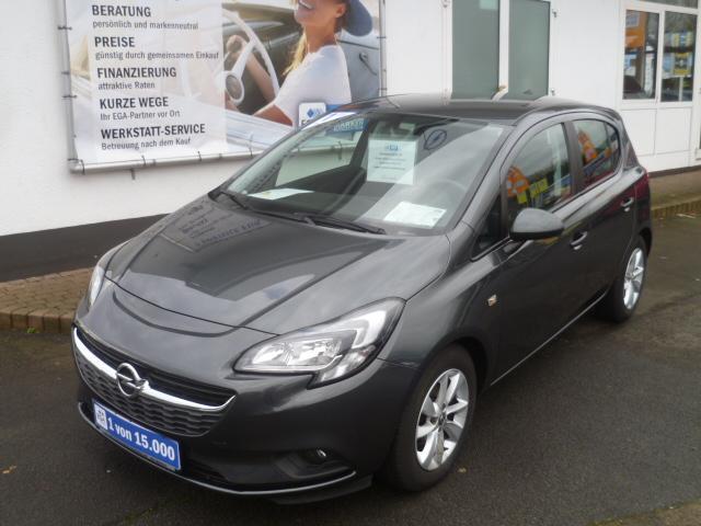 Opel Corsa E Edition AUTOMATIK *Sitzheizung*PDC*LM-Felgen
