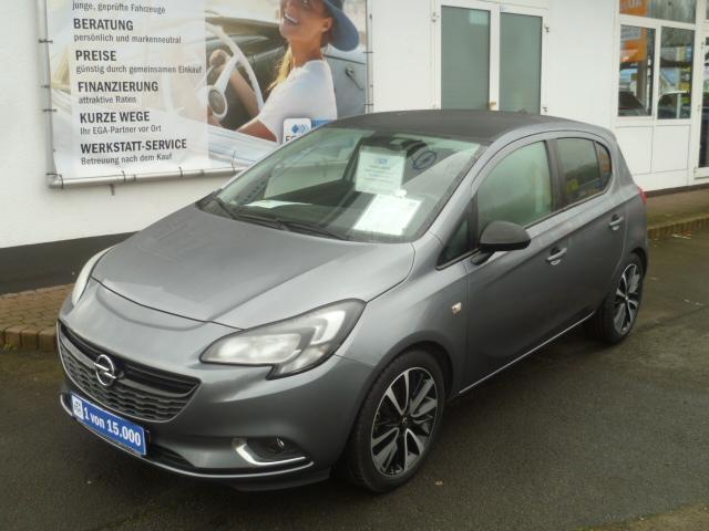 Opel Corsa E Design Line *Kamera*LM*Klima*Android*Navi*Tempomat