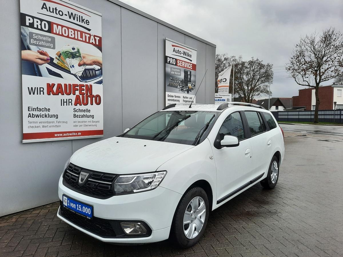 Dacia Logan II 1.0 SCe 75 MCV *ESP*BTH*PDC*