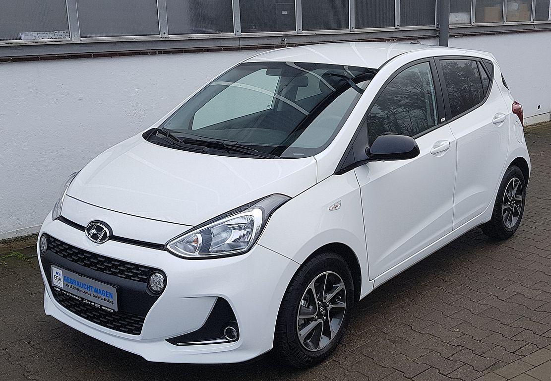 Hyundai i10 YES! 1.2 i Klima*Sitz&Lenkhzg*Alu
