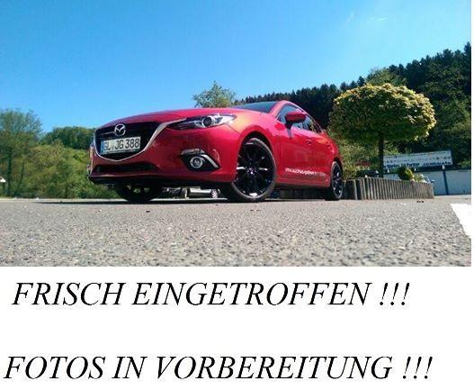 Mazda 3 Sportsline, Leder Weiss, Navi, Head Up, Kamera, Bose