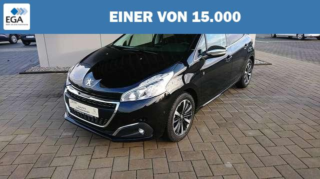 Peugeot 208 PureTech 110  EAT6 Tech Edition AUTOMATIK