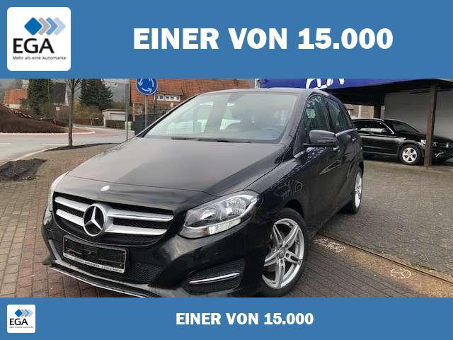 Mercedes-Benz B 180 +GARANTIE+AHK+STYLE+Memory+Komfort-Fahrwerk -Park