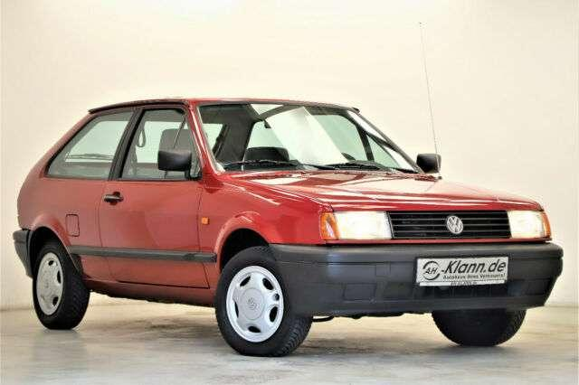 Volkswagen Polo 1.0 45 PS CL 86C Coupe Extra Erste Hand