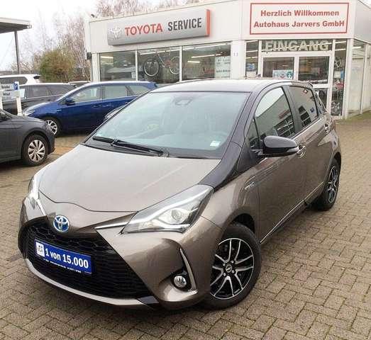 Toyota Yaris Yaris Hybrid 1.5 VVT-i Style Selection*Navi*